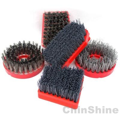 granite marble cheap abrasive brush